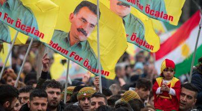 Абдулла́ Оджала́н — курдский политический и военный деятель лидер и основатель террористической организации Рабочая партия Курдистана. С 1999 года отбывает пожизненное заключение в турецкой тюрьме на острове Имралы.