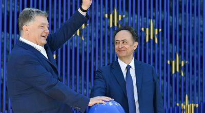 Киев на европейской зоне: только два года, а как прижало