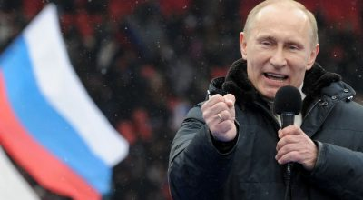 Ассиметричная атака Путина на демократию в России и Европе