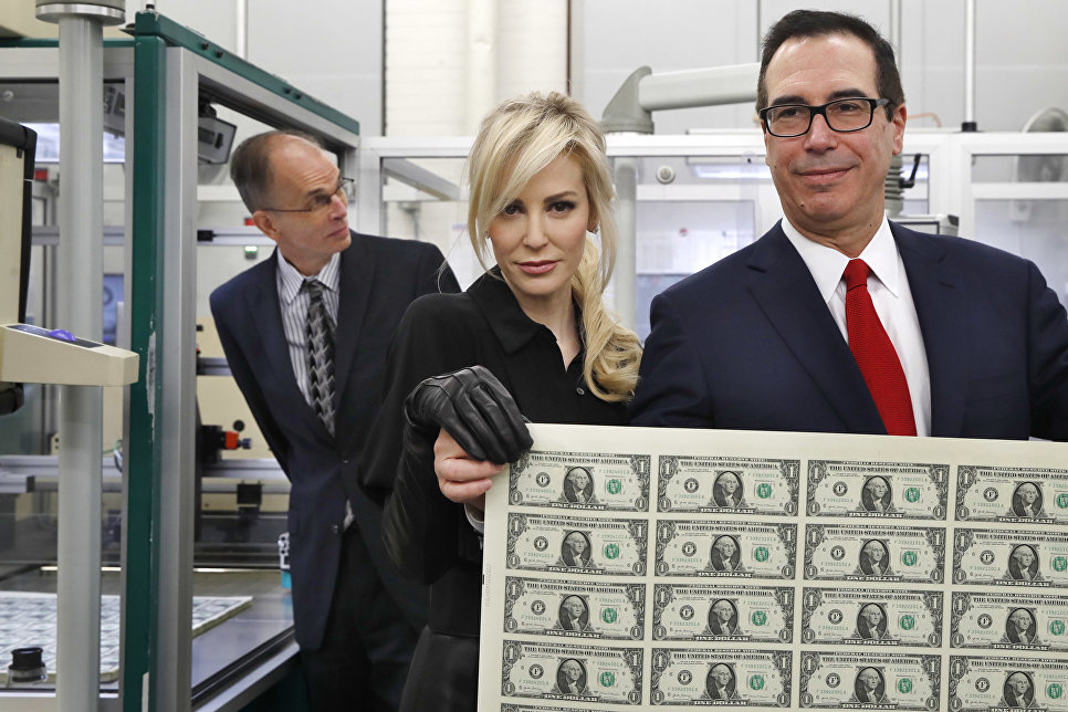 С долгами на выход. Когда Россия прекратит кредитовать США