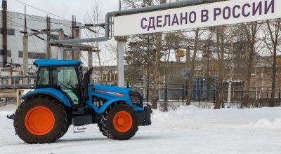 Новая модель сельхозтехники «Тракторных заводов» получила путевку в жизнь