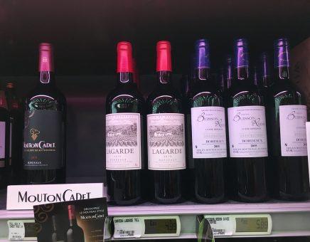 Как они выживают с такими ценами? Зашел в французский супермаркет