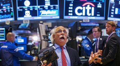 Индекс Dow Jones: второй худший день в истории