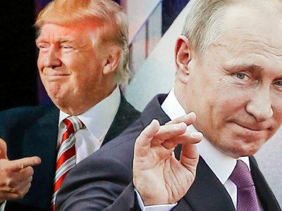 Рубль в ожидании саммита Дональда Трампа и Владимира Путина