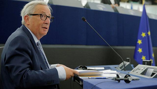 """Глава Евросоюза объявил начало """"избавления от доллара"""""""