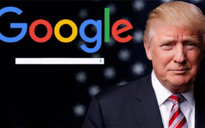 Вмешательство в американские выборы: как Google манипулирует результатами поиска