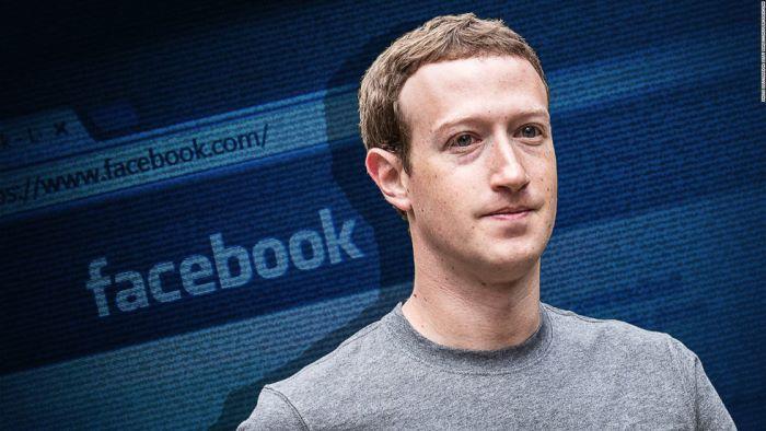 Марк Цукерберг, соучредитель Facebook