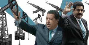 """Российские нефтяные компании """"перешли"""" на торговлю оружием"""