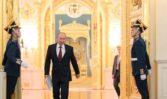 Золотой гений Владимира Путина