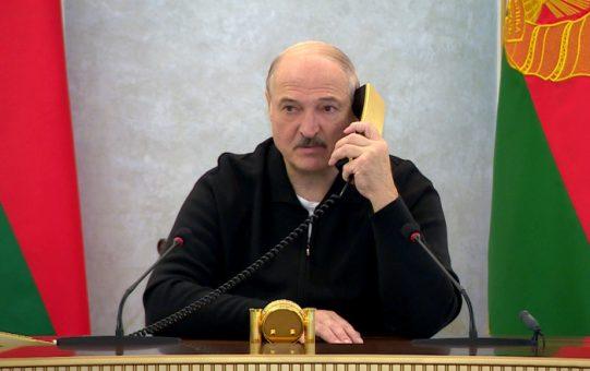 Лукашенко не боится штурма