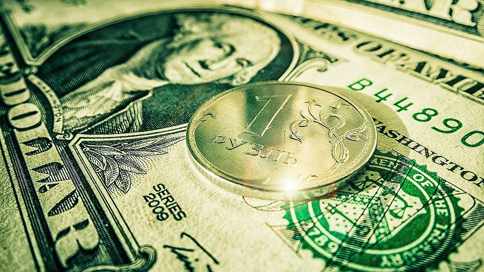 Российский рубль теперь меньше зависит от доллара США