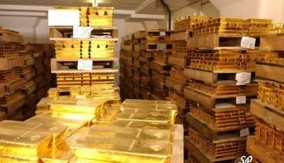 Банк России продолжает накапливать золото в свои резервы