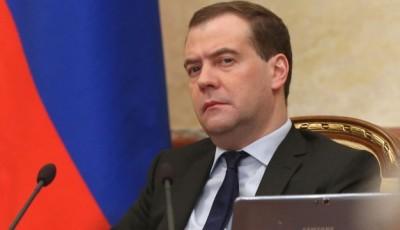 Дмитрий Медведев установил в четвертом квартале цену на газ для Украины