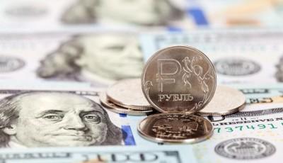 Рубль продолжил торговаться около недельных минимумов из-за слабой нефти