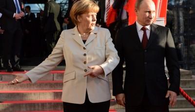 Германия заключила с Россией «газовую Антанту»