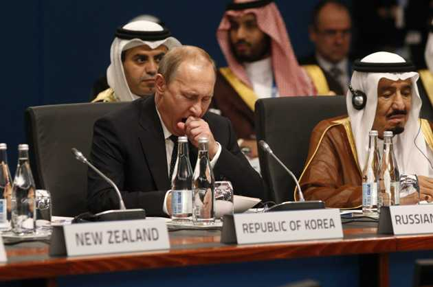 Действия России на Ближнем Востоке могут разрушить ОПЕК