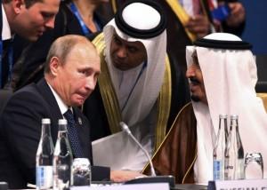 Саудовская Аравия вытесняет Россию из Китая