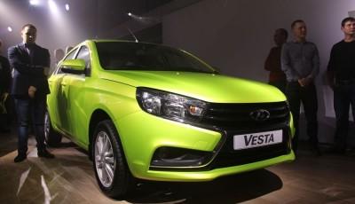 Начаты продажи нового российского автомобиля