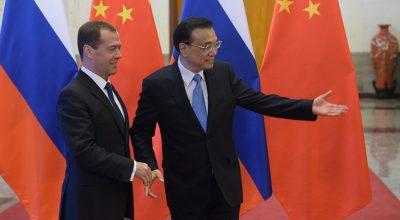 Китай заявил о стратегическом тупике России