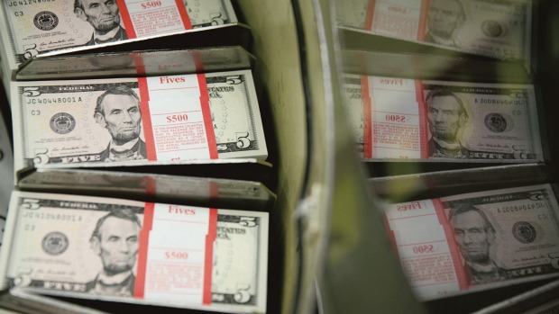 Goldman Sachs: доллар станет монстром благодаря ФРС