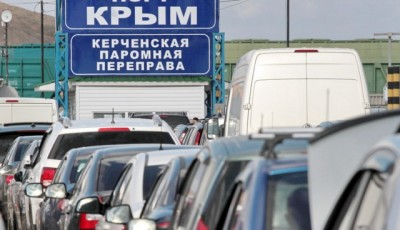 Украина угрожает заблокировать Керченский пролив