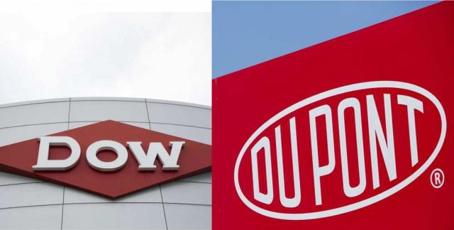 Как Dow Chemical и Du Pont устроили взрыв