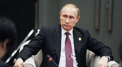 Владимир Путин не дал изолировать Россию