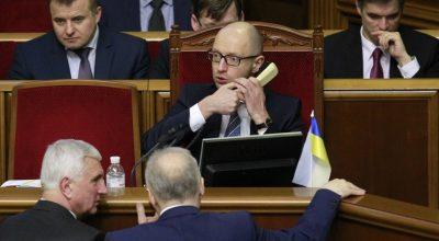 Украина ввела мораторий на выплату долга России