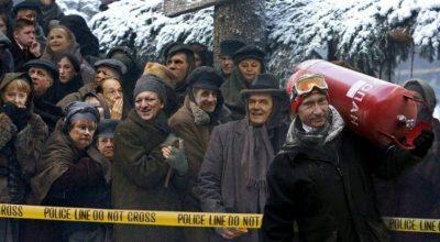 Зима без российского газа: в сугробе согреемся