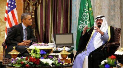 От поклонения до предательства: Politico о конфликте Обамы и Эр-Рияда