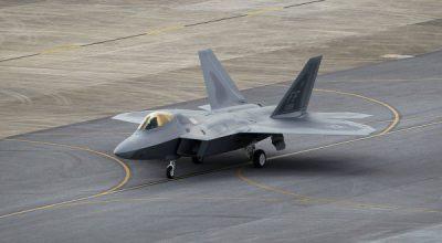 США перебросили на японскую Окинаву 26 истребителей