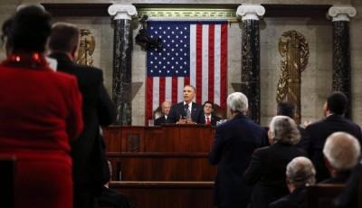 Барак Обама: «Америка — самая сильная страна на Земле. Точка»