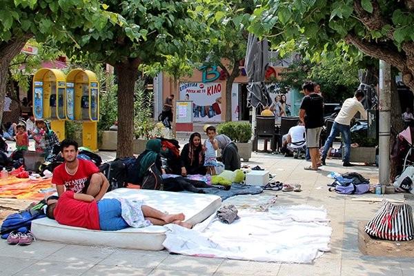 Евросоюз решил исключить Грецию из Шенгенской зоны
