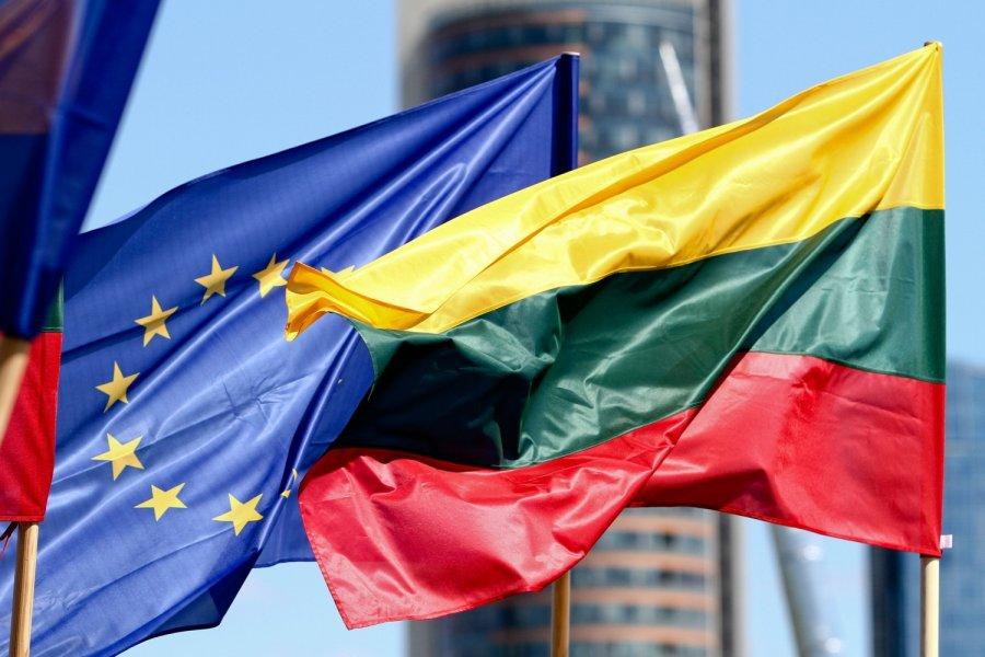 Литовский десант: новые приемные родители Украины в ЕС?