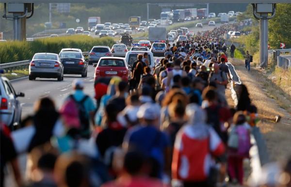 Ангела Меркель назвала сроки возвращения беженцев домой