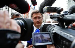 Заявления Александра Новака толкнули нефть выше $35 за баррель