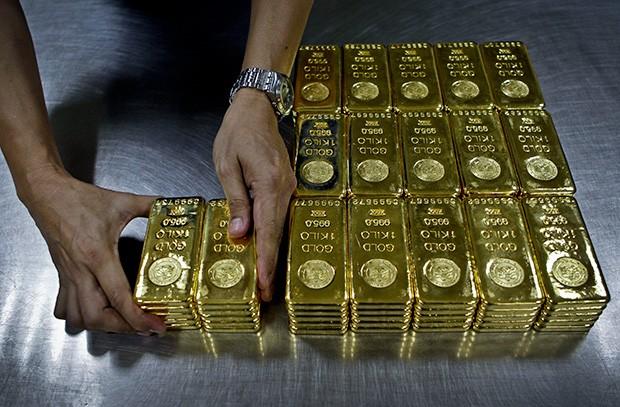 Золото никогда не было и не будет пузырем