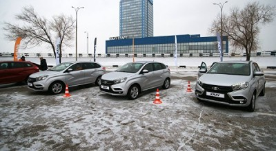АвтоВАЗ намерен экспортировать Vesta и Xray в Европу