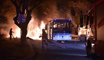 Теракт в Анкаре как повод для атаки на Сирию?