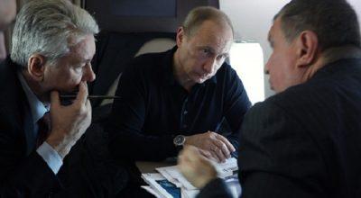 Владимир Путин начинает продвигать нового преемника