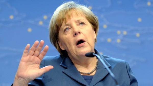 «Буря из дерьма» имени Меркель