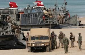 NYT: США намерены в четыре раза увеличить военные расходы в Европе в 2017 году