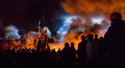 Украина продолжает раскрутку фильма «Украина: Маски революции» Поля Морейра