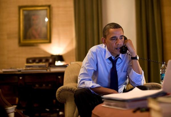 Почему Обама стал так часто звонить в Кремль