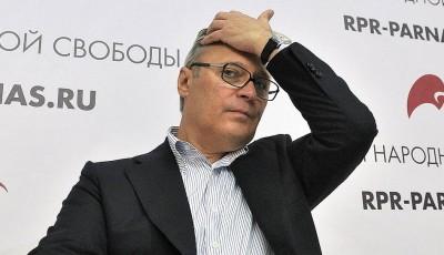 Касьянов объявил себя противником Ходорковского