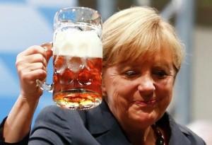 Ангела Меркель нашла способ спасти террористов от ВКС России