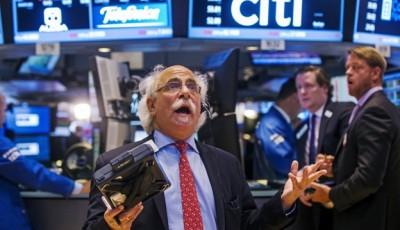 Инвесторы в акции за 6 недель потеряли $9 трлн