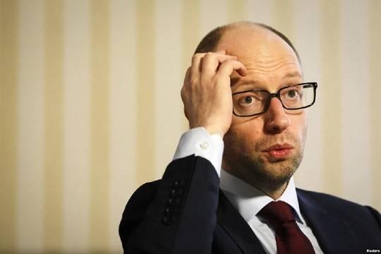Решение об отставке Арсения Яценюка окончательно принято и согласовано с Западом