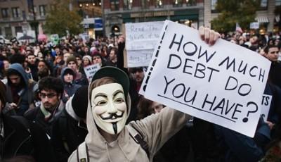 Этот год может стать годом прощения долгов