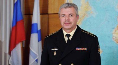 Суд Киева принял решение о задержании командующего Черноморским флотом РФ